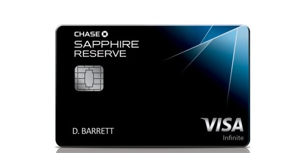 Sapphire Reserve Cards Aren't Very Rewarding for J.P. Morgan