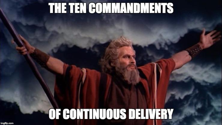 Cd ten commandments