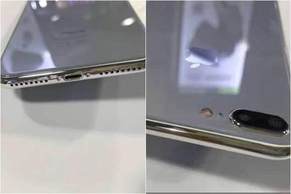 Pravděpodobný vzhled nového iPhone 7s Plus se skleněnými zády