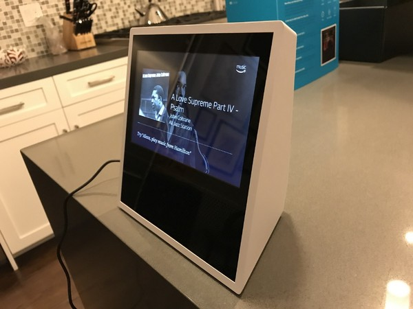 Quick Thoughts on Amazon's Echo Show