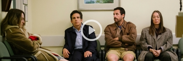 The Meyerowitz Stories | Official Trailer