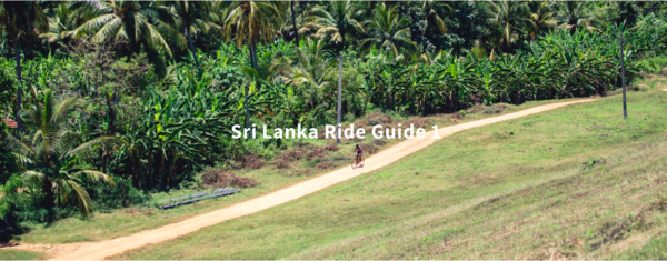 """Finding routes and navigating in Sri Lanka is a tricky business."""