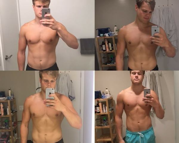 My 12-Week Shred Transformation Challenge ShapeScale Blog