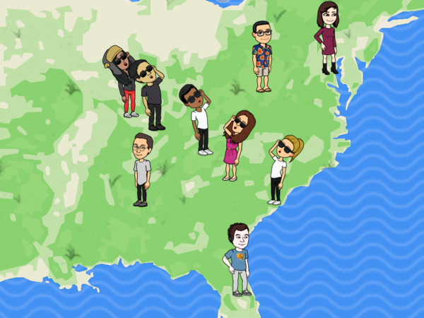 Snapchat Snap Map could work for SMEs