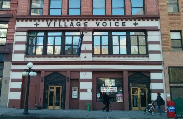 After more than half a century, The Village Voice is closing its print edition – Poynter