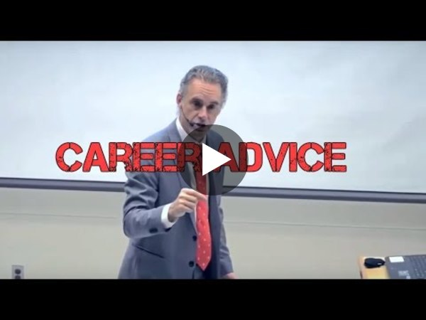Dr. Jordan Peterson | How to find the right job
