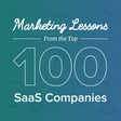 We Analyzed the Marketing Strategies of the Top 100 SaaS Companies: Here's What We Learned