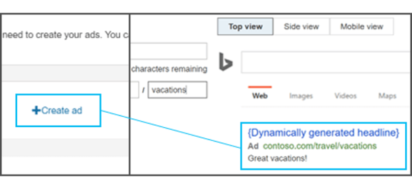 Dynamic Search Ads pilot in Bing Ads now open to all US advertisers