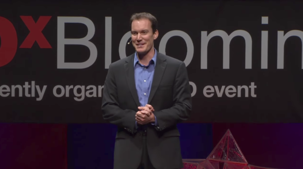 TEDxBloomington featuring Shawn Achor