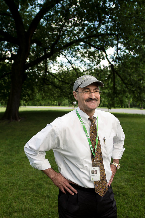 Douglas Blonsky announced his retirement from the Central Park Conservancy. My controversial opinion: Sheep Meadow is the best part of the Park.
