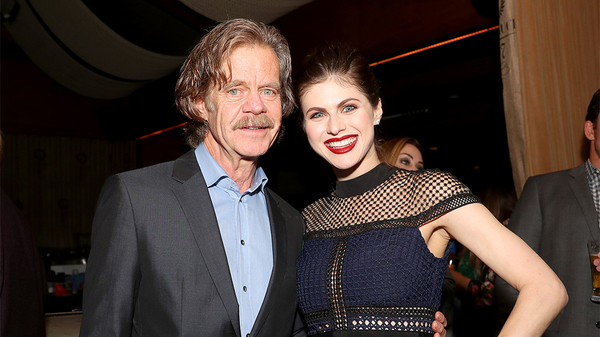 William H. Macy, Alexandra Daddario on Importance of Female Leads | Variety
