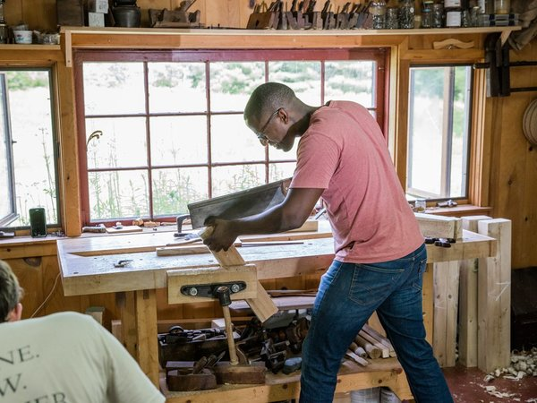 Welcomed into Their World – Mortise & Tenon Magazine