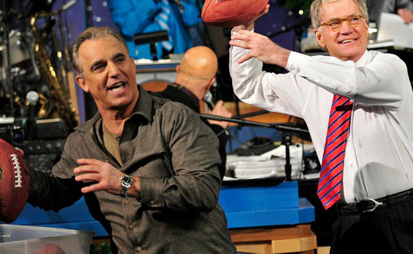 Jay Thomas Was A Real Character And The Perfect Letterman Guest