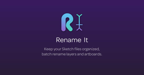 Rename It – Powerful batch renaming layers