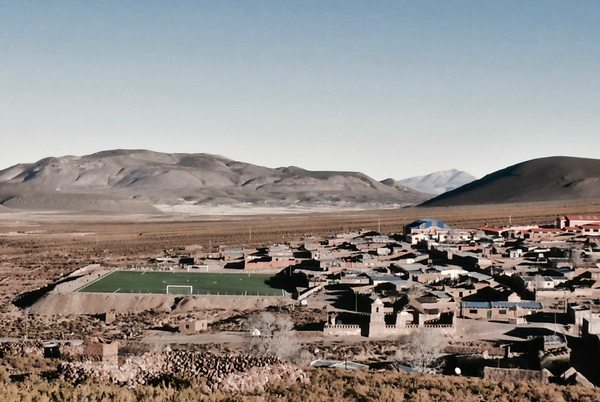Climate Change Is Making This Bolivian Village a Ghost Town | InsideClimate News
