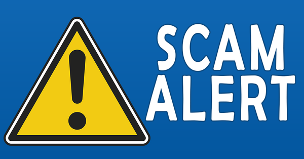 THINK BEFORE YOU CLICK! Beware of social media pages for fake charities and phishing emails being sent out asking for donations to Hurricane Harvey. Don't fall for any scams.