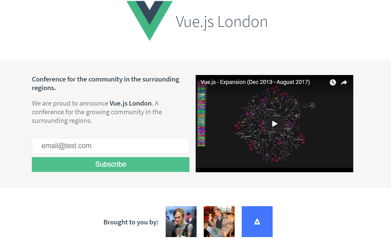 Vue js Feed - Issue #58: Vue js London, data visualization