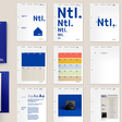 Pentagram work for The National takes wry look at corporate branding