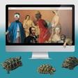 Koleksiyonlarımızdan eserler bilgisayar ekranınızda! | Pera Müzesi Blog