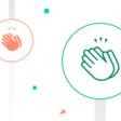 Our redesign of Medium's Claps…and why they may not have chosen to do it this way.
