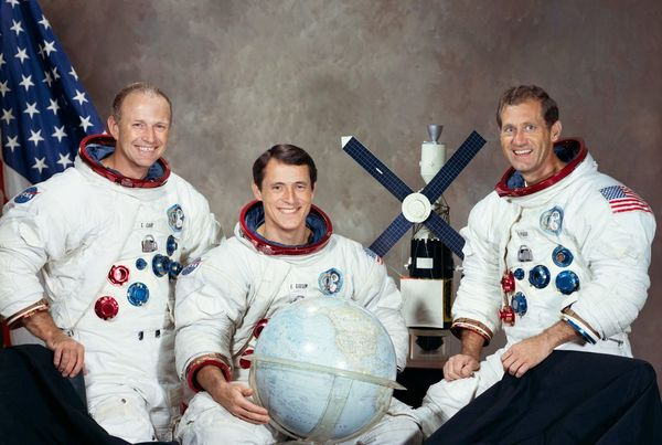 Mutiny in Space: Why These Skylab Astronauts Never Flew Again     |    Smart News | Smithsonian