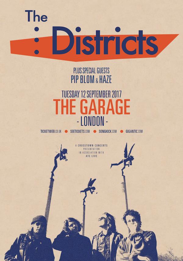 London next tuesday!