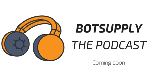 Our very own Podcast is going live next week!