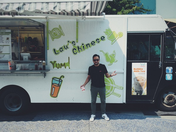 Food truck startup is always an option in Vancouver.