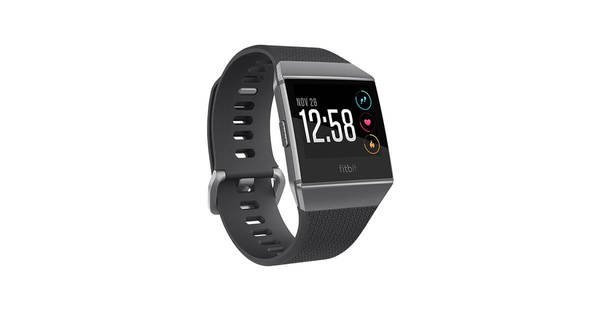 Fit-Tech Feature Of The Week - The Fitbit Ionic  Shape — Blog