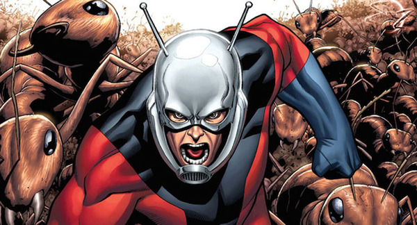 Marvel's Ant-Man: A History of the Character OR What I Did with 10 Minutes of Talking at a Panda Express