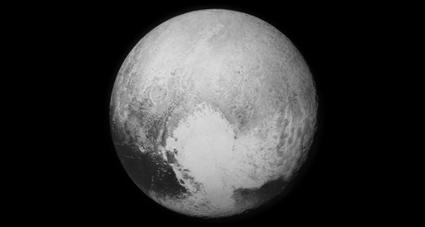 Pluto's pits, ridges and famous plain get official names | Science News
