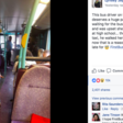 Bus driver's act of kindness for a girl on her first day of school will melt your cold, cold heart