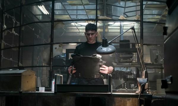Todo lo que sabemos sobre 'The Punisher', la nueva serie de Marvel en Netflix