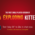 Microsoft's social bot Zo wants to play Exploding Kittens with you