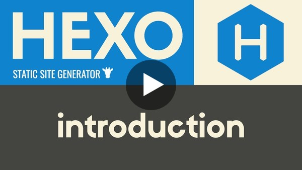 Introduction | Hexo - Static Site Generator | Tutorial 1 - YouTube