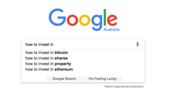 Even Google is pumping 😂