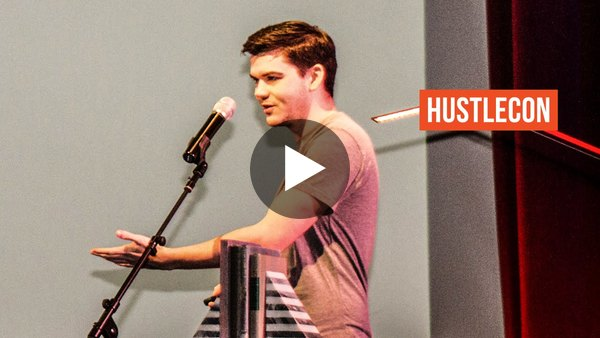 How to Contact Anyone on LinkedIn with the Co-Founder of Vungle - Hustle Con 2015 - YouTube