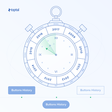 Button Design over the Years – The Dribbble Timeline | Toptal