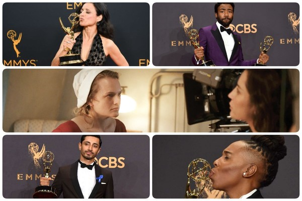 7 momentos en los que los Emmy 2017 hicieron historia