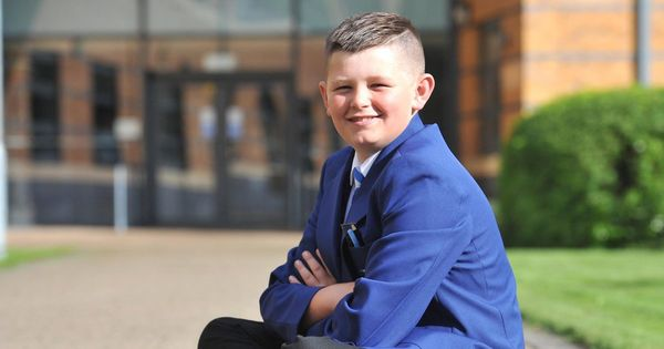 #BeMoreJack - meet the 12-year-old from Salford whose kindness is a lesson for us all - Manchester Evening News