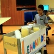 Why This 8-Year-Old Boy Set Up a Lemonade Stand in a Hospital - Good News Network