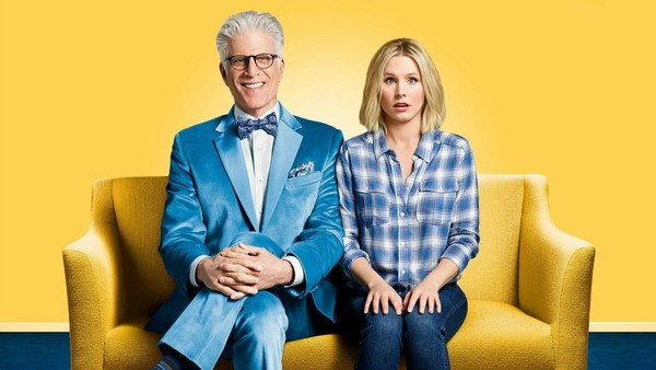 Por qué debes visitar 'The Good Place'