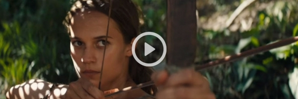 Tomb Raider | Official Trailer