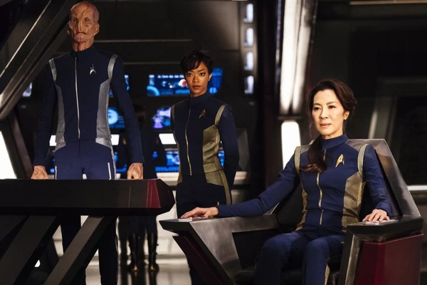 Todo lo que sabemos sobre 'Star Trek: Discovery'