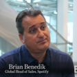 Spotify's Benedik Wants To Educate Brands On Video Ads