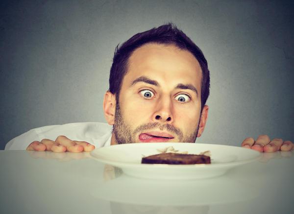 Must...Resist...Cravings!
