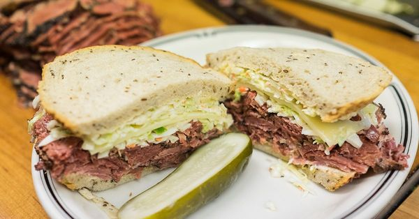 A Handy Guide to Jewish Delis in Los Angeles | Eater LA