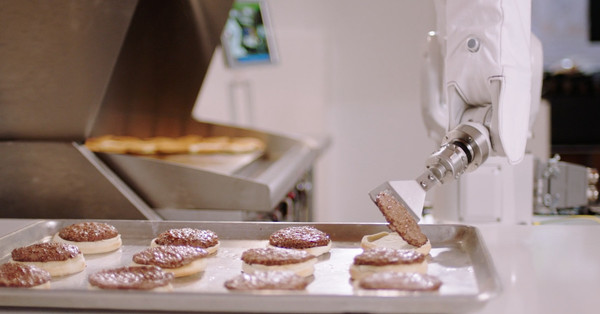 LA's New Burger-Flipping Robot Is the Future of Fast Food | Eater LA