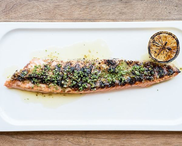 """Grilled Salmon"" by Charcoal (@wonhophoto)"
