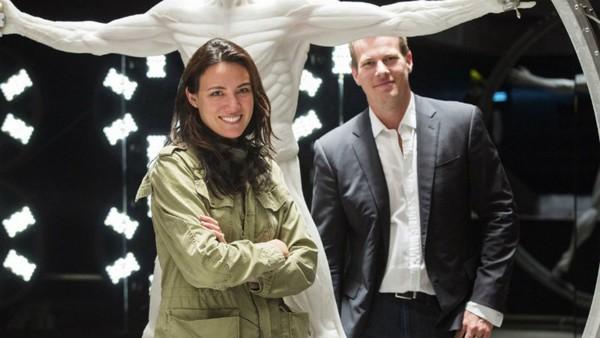 Jonathan Nolan y Lisa Joy, las caras de la nueva HBO